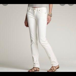 J. Crew matchstick jeans 26P